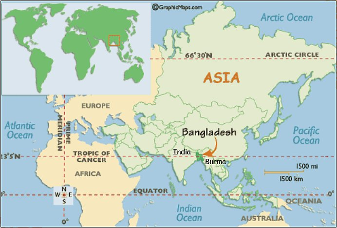 Bangladesh Home - Where is bangladesh located